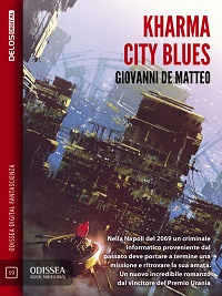 e-book – Karma City Blues